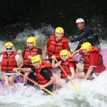 Rafting Challenge In Trishuli, Nepal