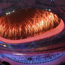 Grand Opening Ceremony Of Olympic